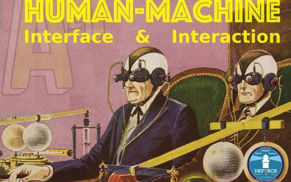 DEFTECH 05.05.2020 - Human-Machine Interface and Interaction